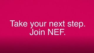 NEF: What's Stopping You?