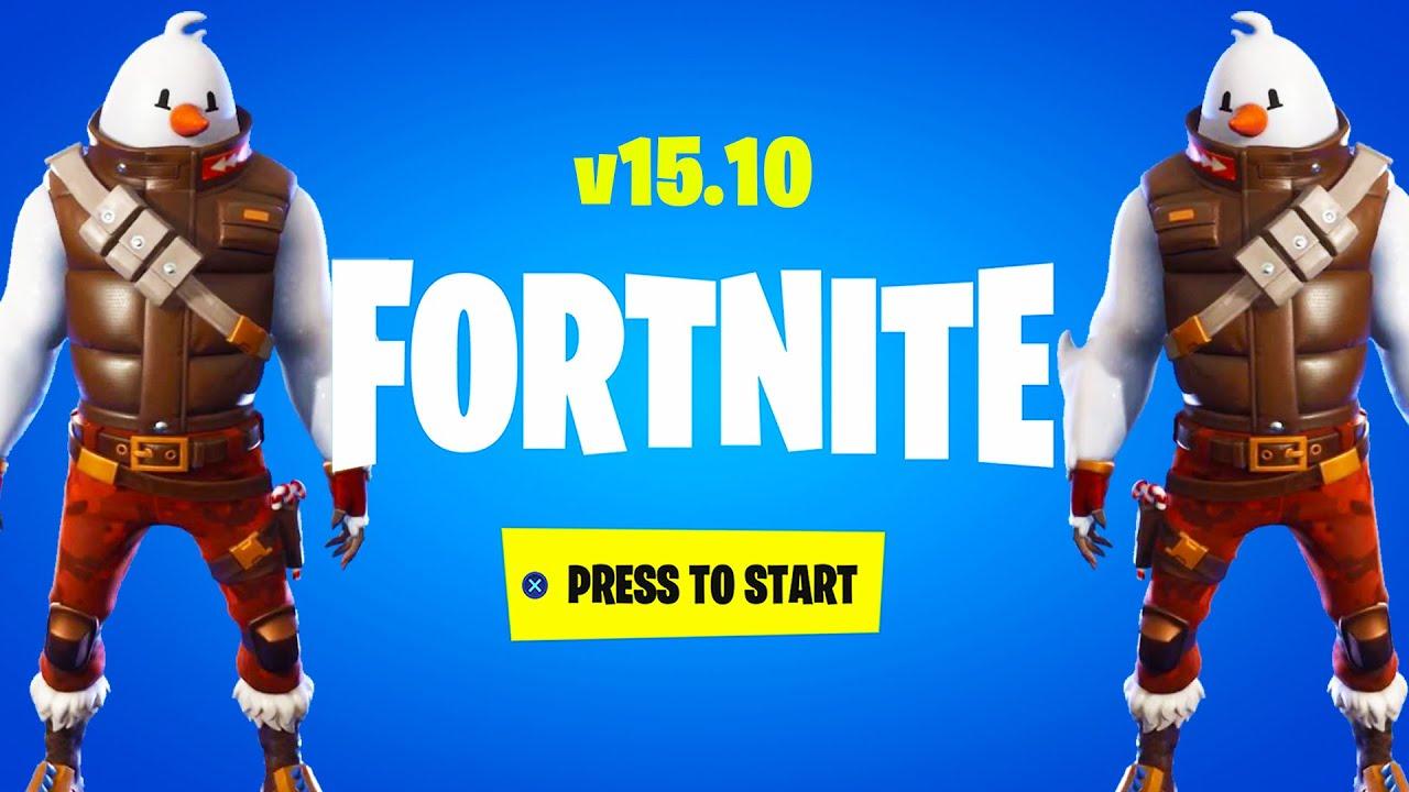 Leaked Christmas Skins Fortnite 2021 New Christmas Update In Fortnite Free Skins For Everyone Fortnite Battle Royale Youtube