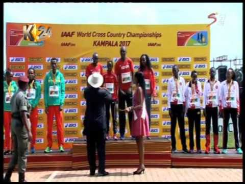 Geoffrey Kamworor defends title at the 42nd edition of IAAF championships