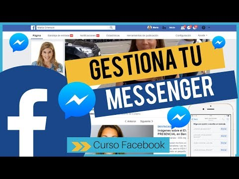 💬 Facebook Messenger: Trucos Y Gestion De Tu Chat | Curso De Facebook