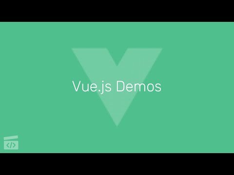 Vue.js Demos, Part 5: Working With Audio