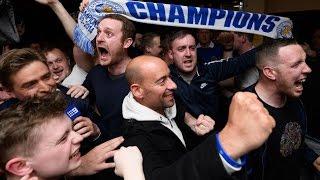 «Лестер» выиграл чемпионат Англии l Как в Лестере праздновали чемпионство
