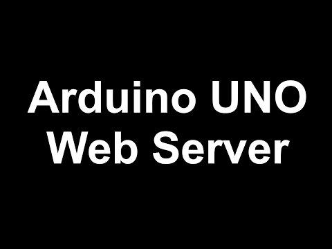 Arduino Web Server