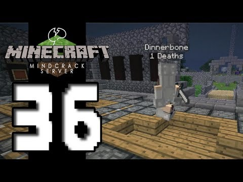 Beef Plays Minecraft - Mindcrack Server - S3 EP36 - A Cameo Appearance!