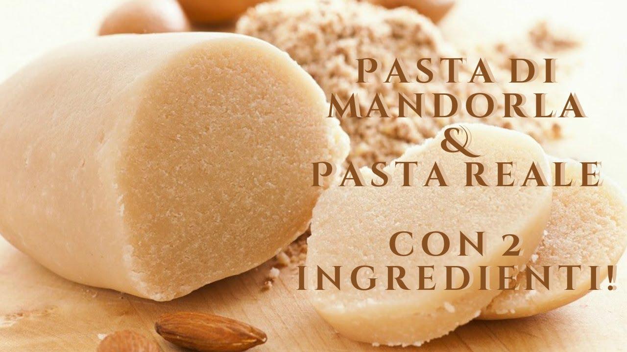 Ricetta biscotti pasta reale