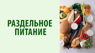 Раздельное питание. Здоровое питание, здоровая еда.Как правильно питаться. Где жиры, углеводы,белки