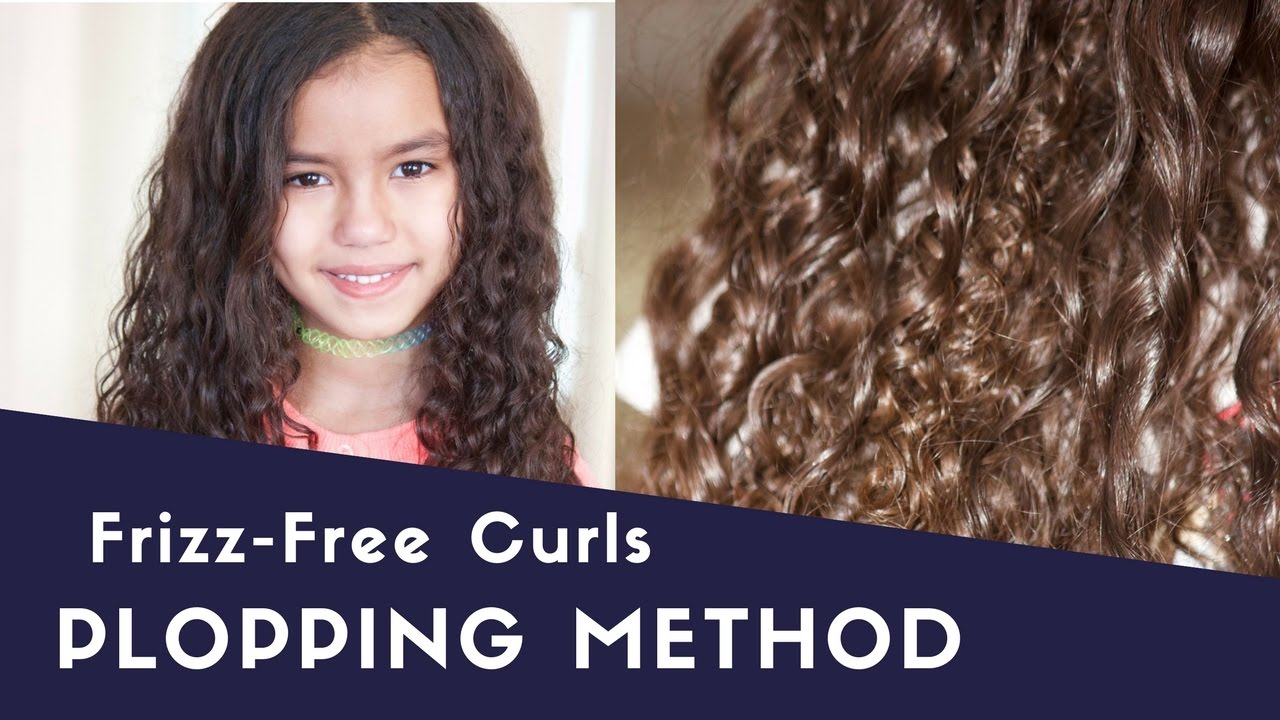 Plopping: The New Curl Craze