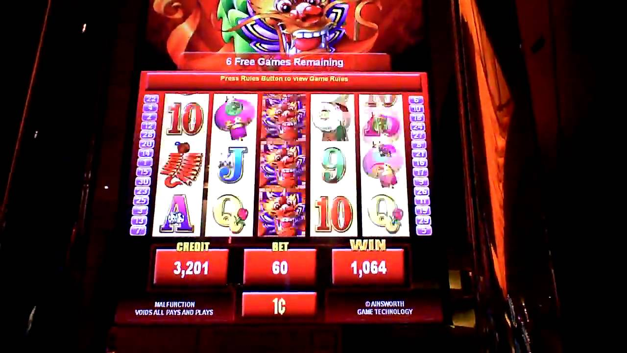 free bonus slot machines