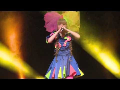 Kyary Pamyu Pamyu Ponponpon live @ JAPAN EXPO 2012 HD full version