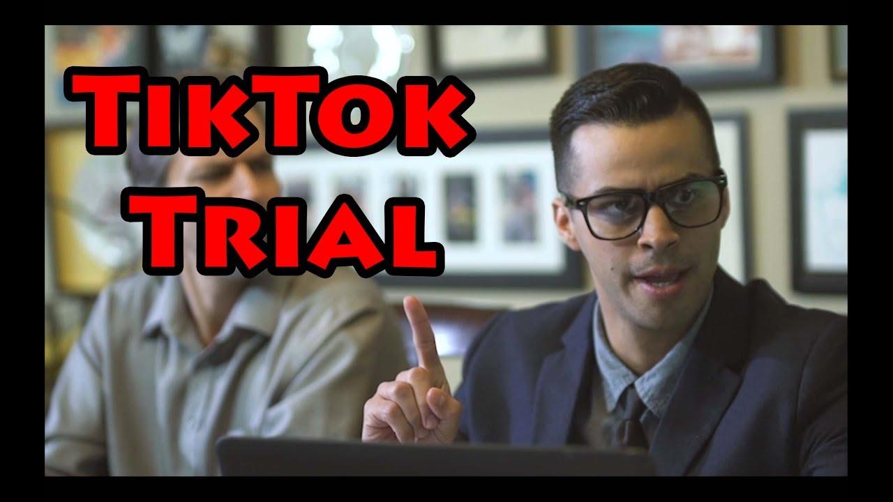 TikTok Trial David Lopez YouTube