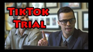 TikTok Trial | David Lopez