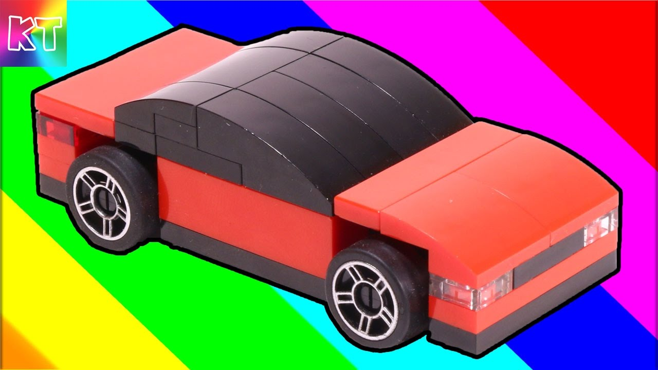 lego nissan 240sx cars for kids speed build review