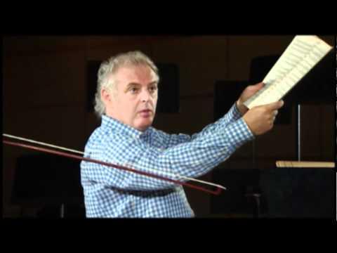 Barenboim & Vengerov:  Brahms' Violin Sonata No.3