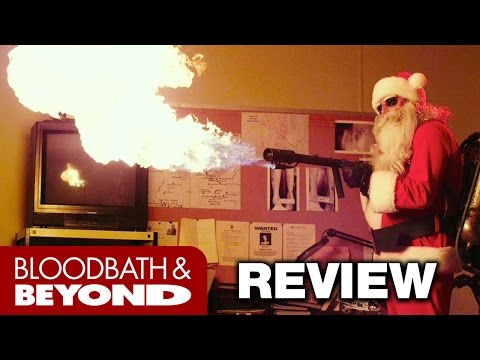 Silent Night (2012) – Horror Movie Review