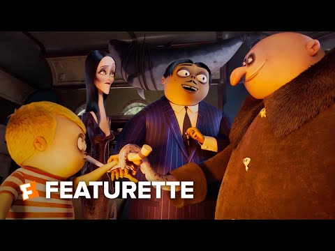 The Addams Family 2 Featurette - What Makes a Family (2021) | Movieclips Trailers