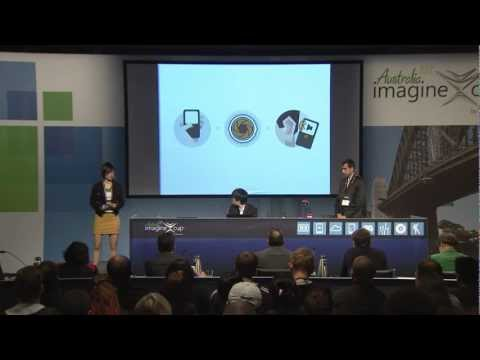 Imagine Cup 2012 - Finalist Presentations: Team Mobile Eye, New Zealand