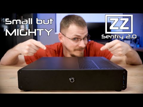 Small but MIGHTY! Dr Zaber Sentry 2.0 Build and Review! - YouTube