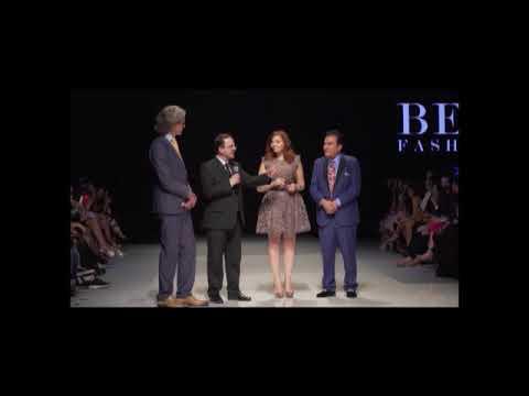 Beirut Fashion Week, Minister of Tourism H E  Avedis Guidanian, BFW April 2017