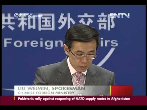 China urges Philippines not to escalate tensions
