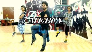 Mercy | Badshah | Hip Hop Dance Choreography | Vivek Sir