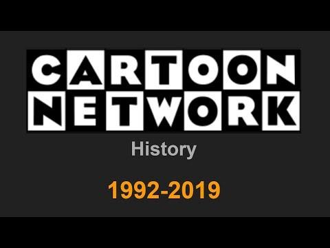 Cartoon Network History 1992-2019