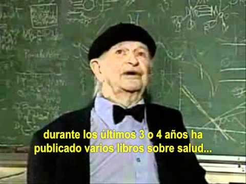 Dr Linus Pauling Por Qué Tomar Suplementos Vitamínicos