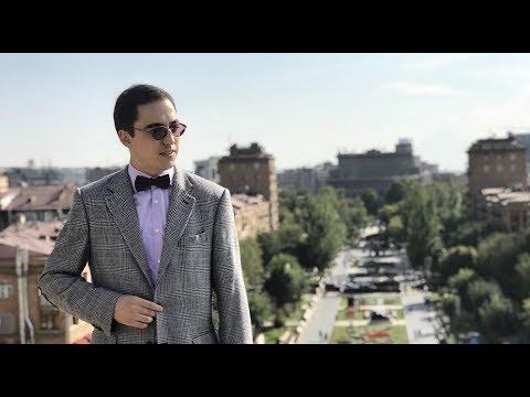 Albert Ghazaryan // Yerevanyan Meghedi // Konstantin Orbelyan // Երեվանյան Մեղեդի