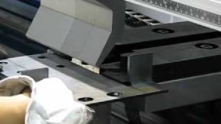 sheet metal forming  of a