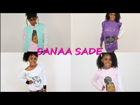 Kynnedy1 Sanaa Sade Fashion Lookbook | Shlinda1