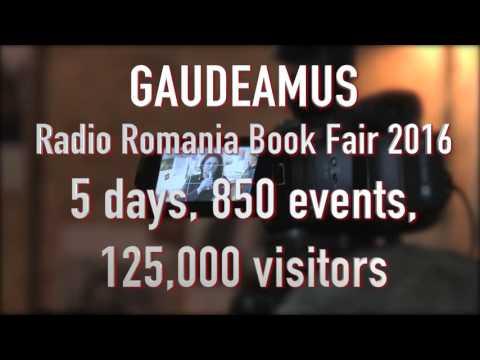 GAUDEAMUS  2016 - 5 days, 850 events, 125,000 visitors