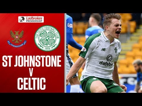 St Johnstone 0-6 Celtic | James Forrest scores four goals in 30 minutes! | Ladbrokes Premiership