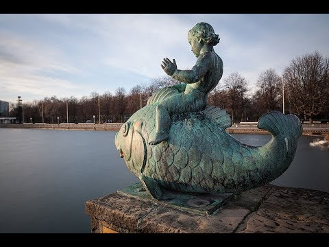 Places to see in ( Hannover - Germany ) Maschsee