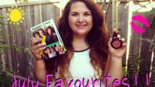 July Favorites!! Thumbnail