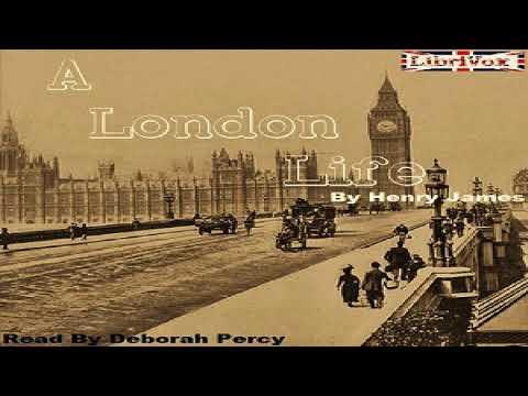 London Life | Henry James | Literary Fiction | Sound Book | English | 3/3