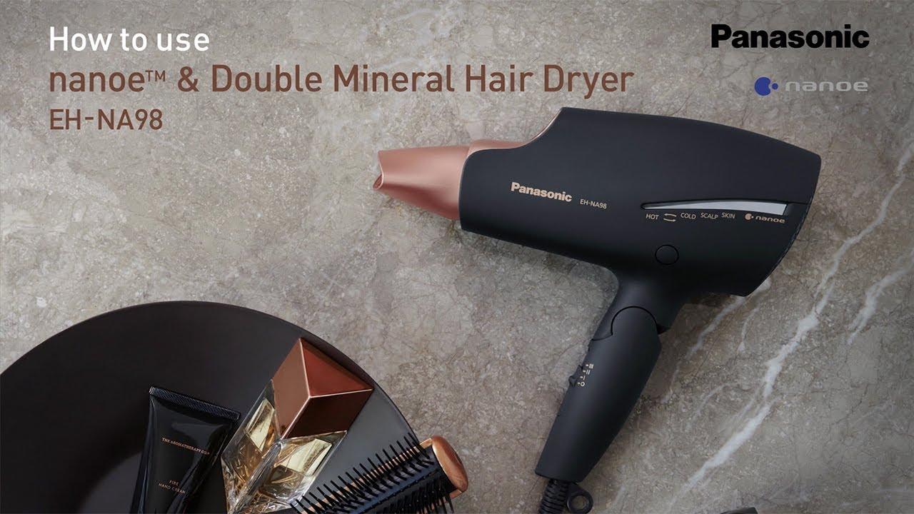 Phon Con Tecnologie Double Mineral e Nanoe EH NA98