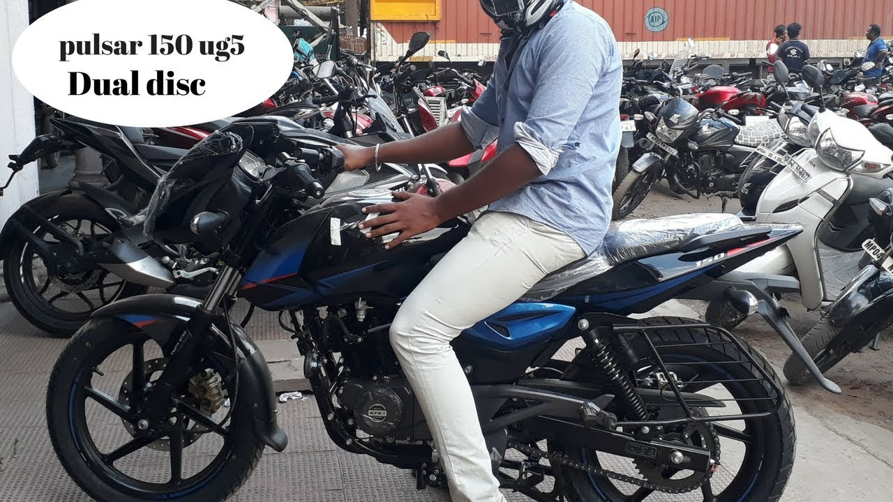 Bajaj Pulsar 150 Twin Disc Price Specs Mileage Review Features