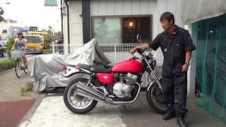 ホンダCB400FOUR参考動画:WBに何度も戻ってきてくれたバイク