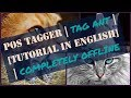 Tag Ant Tutorial   POS Tagger Offline   Parts Of Speech Tagger   1 Click Files and Folders Tagging