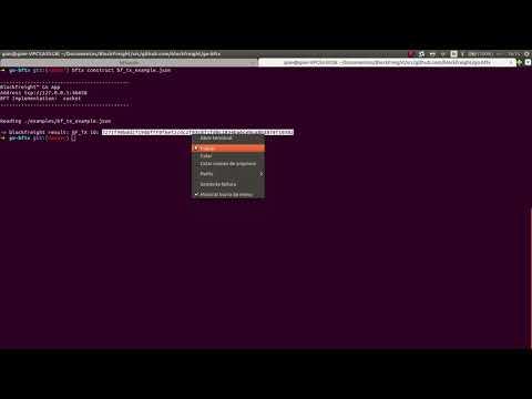 Blockfreight™ [BFT:XCP] - Alpha DEMO