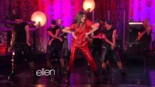 Zendaya - Performing Replay Live on Ellen Degeneres
