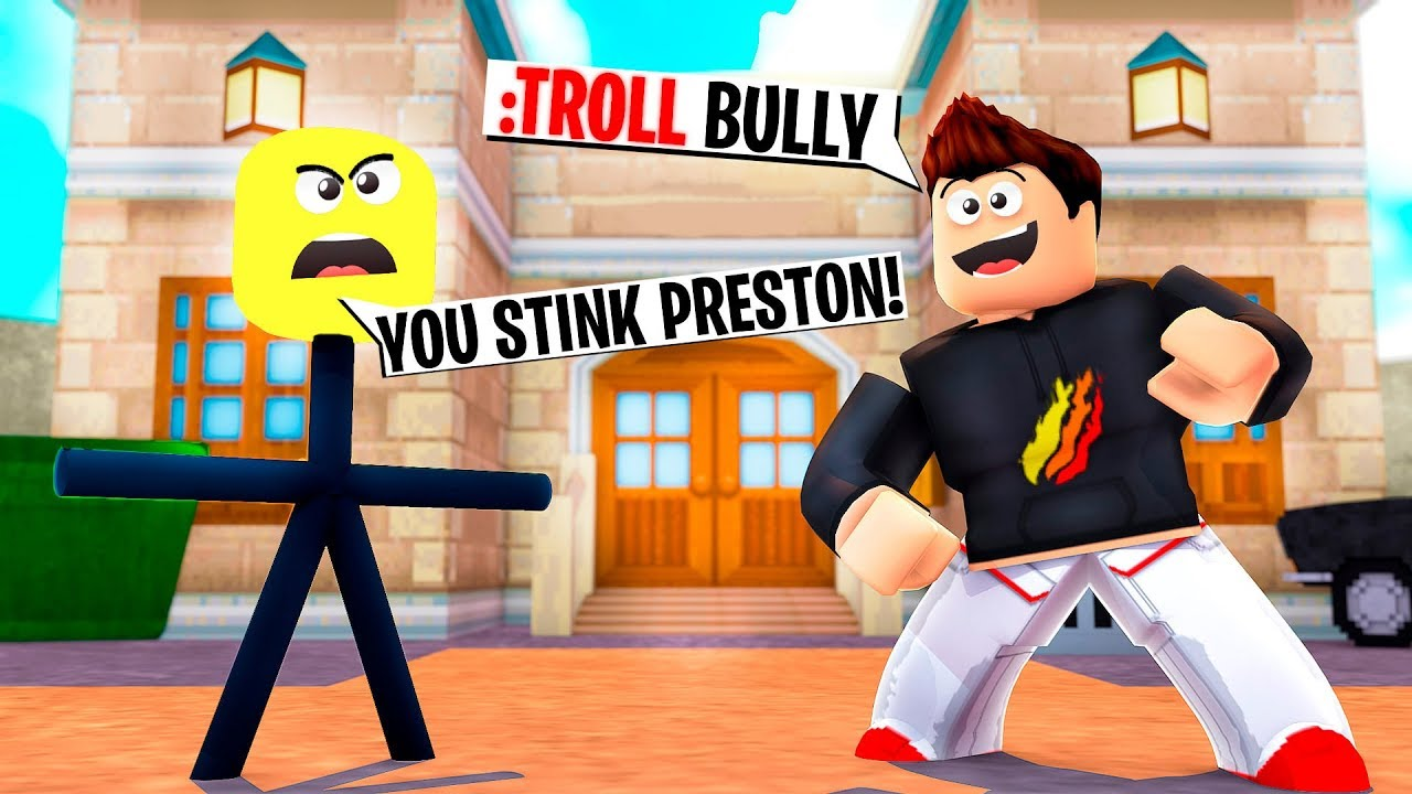 Trolling Roblox Bully With Admin Commands Youtube