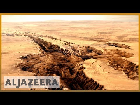 Underground lake with liquid salt water found on Mars | Al Jazeera English