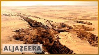 Underground lake with liquid salt water found on Mars   Al Jazeera English