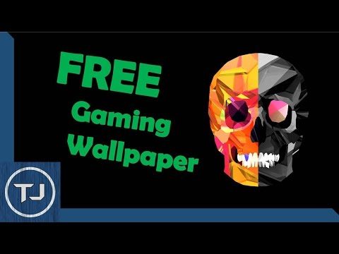 Free Professional Gaming Wallpaper 2016