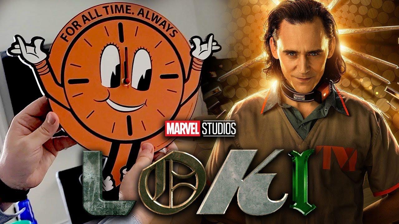 Loki Promo Package Unboxing
