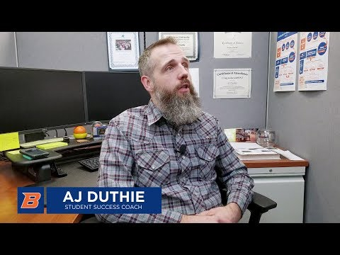 Boise State Online: BAS and MDS Student Success Coach AJ