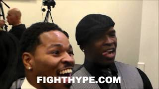 "SHAWN PORTER REACTS TO DANIEL JACOBS TKO OF PETER QUILLIN: ""I THOUGHT IT WAS AN EARLY STOPPAGE"""