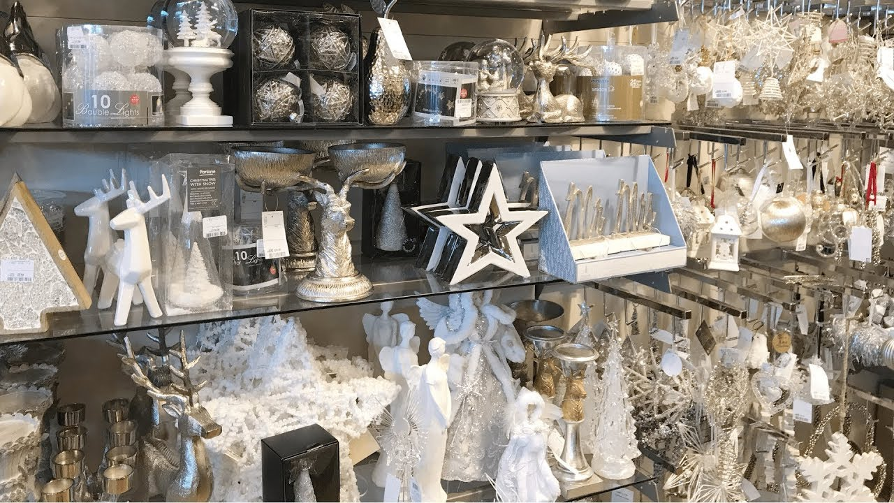 Christmas Decor At Homesense
