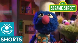 Sesame Street: Grover Can Do It All