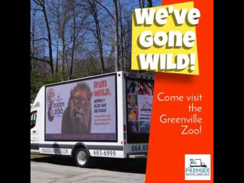 Premier Digital Displays: Promote Your Greenville, SC Business Through Our Local SEO Services